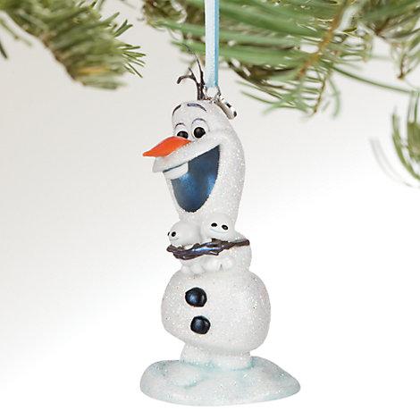 Decoración navideña Olaf