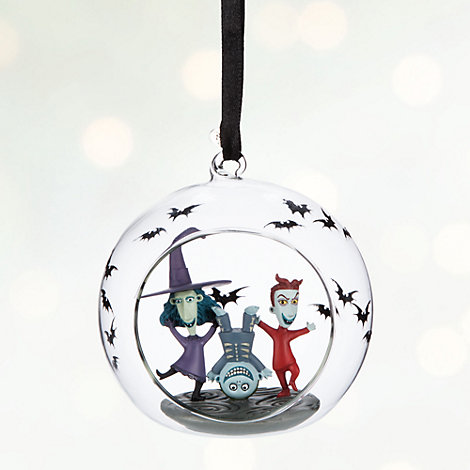 Lock, Shock and Barrel Christmas Decoration