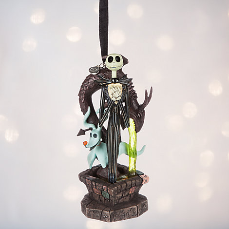 Jack Skellington Light-Up Christmas Decoration