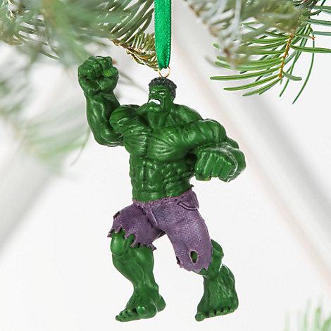 Decorazione natalizia Hulk