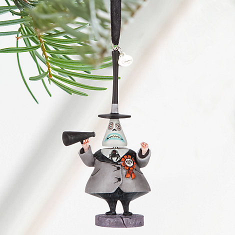 Mayor of Halloween Town Christmas Decoration