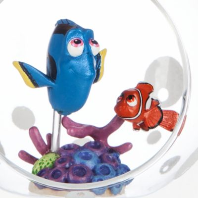 Finding Dory Open Globe Christmas Decoration