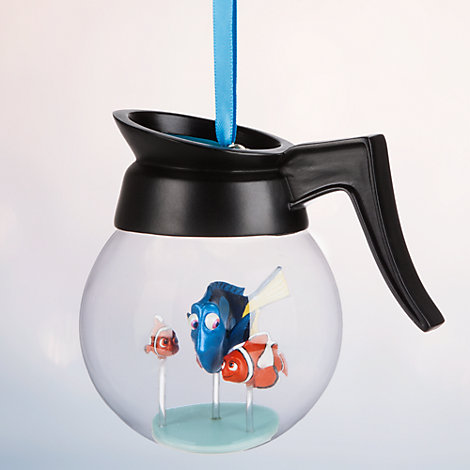 Finding Dory Coffee Jug Christmas Decoration