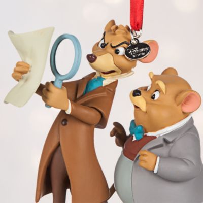 The Great Mouse Detective Christmas Decoration
