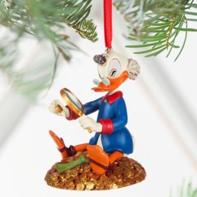 Décoration de Noël Oncle Picsou