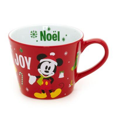 Mickey Mouse And Friends Christmas Mug