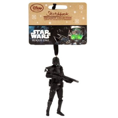 Rogue One: A Star Wars Story - Death Trooper Weihnachtsdekoration