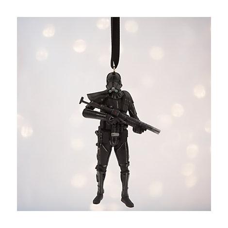 Décoration de Noël Death Trooper pour enfants, Rogue One : A Star Wars Story