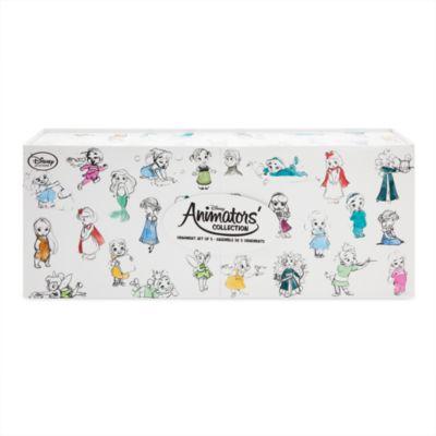 Disney Animator's Collection Figurines, Set Of 5