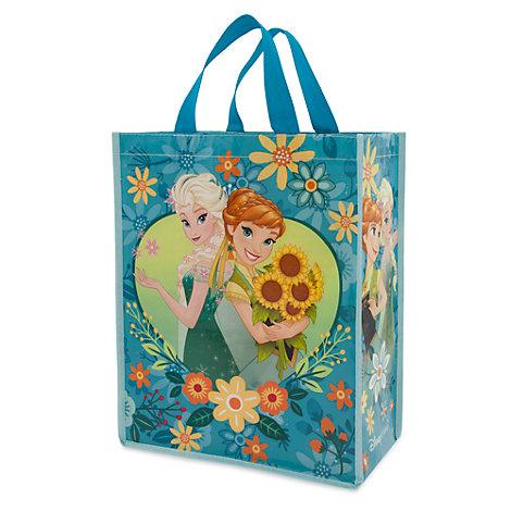 Borsa shopper Frozen - Il Regno di Ghiaccio