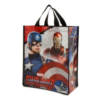 Captain America: Civil War Shopper Bag