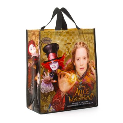 Alice Through The Looking Glass Shopper Bag