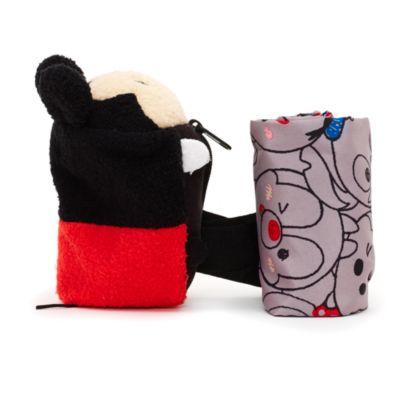 Mickey Mouse Tsum Tsum Plush Roll-Up Shopper Bag