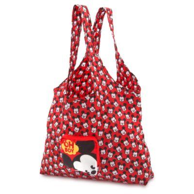 Bolsa plegable MXYZ Mickey Mouse