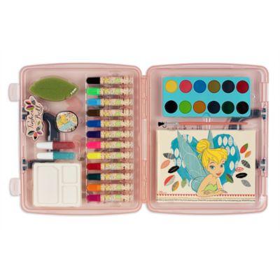 Tinker Bell Art Kit Case