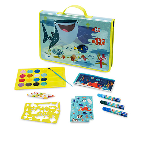 Finding Dory Art Filled Pencil Case