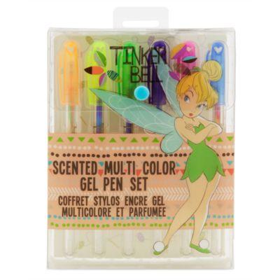 Tinker Bell Scented Gel Pens, Set of 6