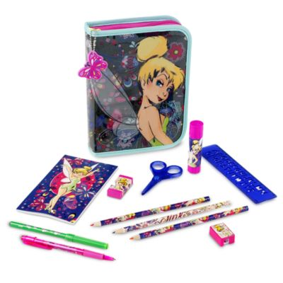 Tinker Bell Filled Pencil Case