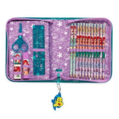 Ariel Filled Pencil Case