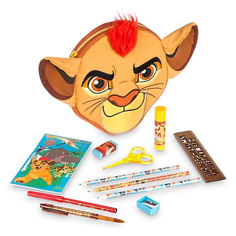 The Lion Guard Filled Pencil Case