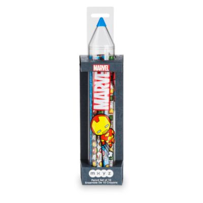 Juego de lápices MXYZ Marvel