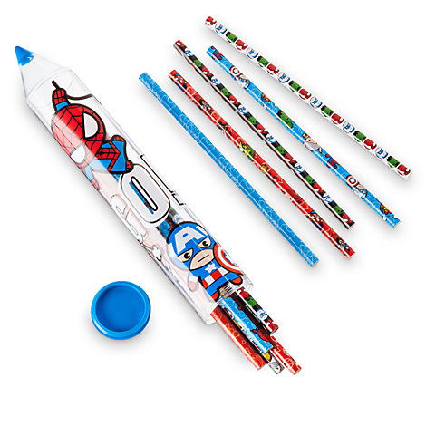 Marvel MXYZ Pencil Set
