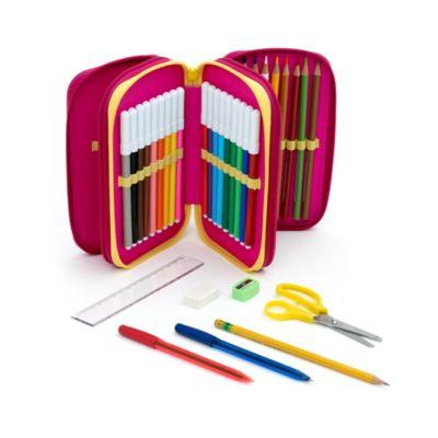 Trousse Soy Luna garnie de crayons