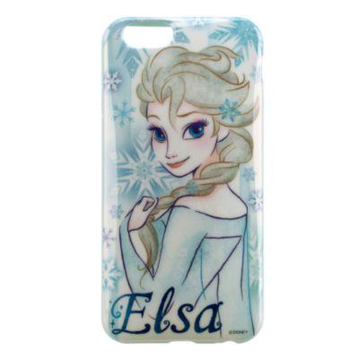 Elsa Sketch Mobile Phone Clip Case