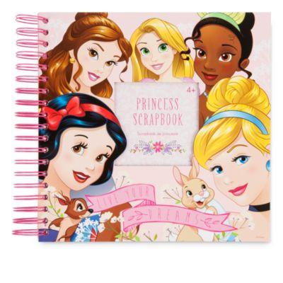 Disney Princess Scrapbook Set
