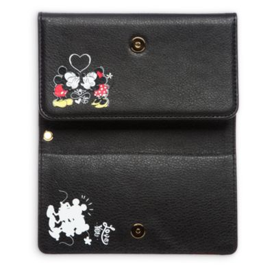 Mickey And Minnie Mouse Wallet And Phone Case