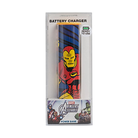 Iron Man Power Bank
