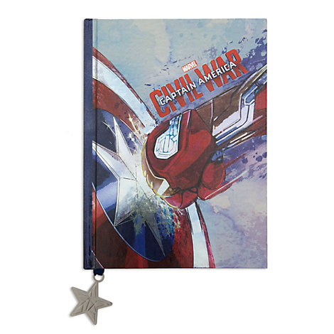 Captain America Civil War Journal