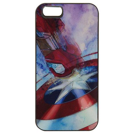 Captain America - Civil War Clip-Gehäuse für Smartphones