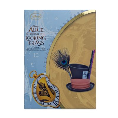 Alice Through The Looking Glass Desk Accessory Set