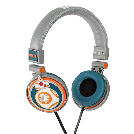 BB-8 Headphones, Star Wars: The Force Awakens