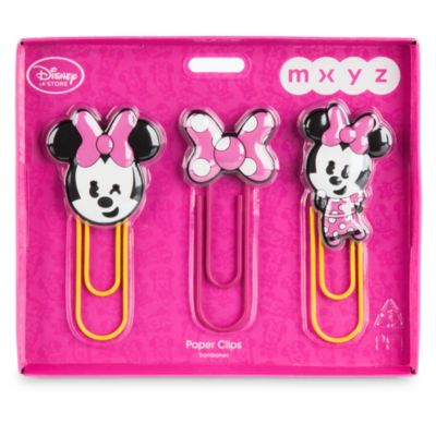 Minnie Mouse MXYZ Large Paperclips