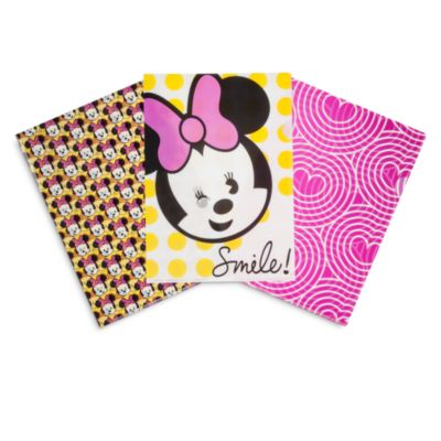 Minnie Mouse MXYZ Folder, Set of 3