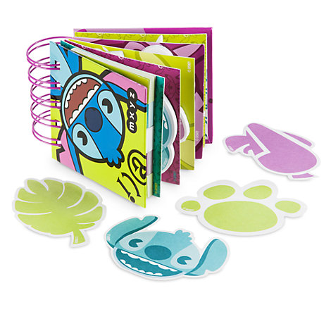 Stitch MXYZ Stitcky Notes Set