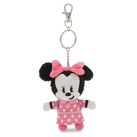 Minnie Mouse MXYZ Plush Key Ring