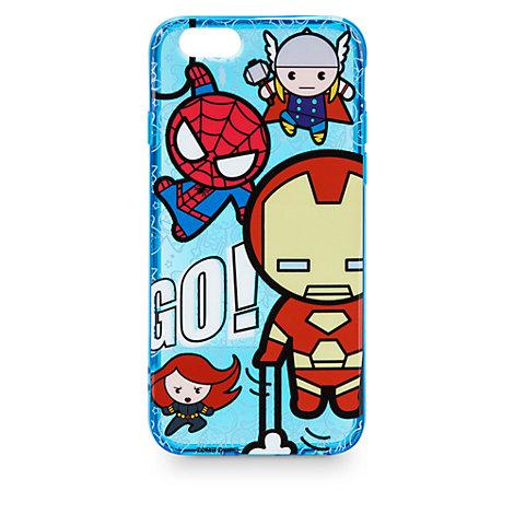 Carcasa teléfono móvil MXYZ Marvel