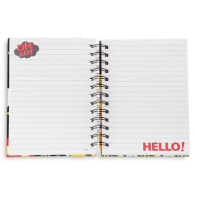 Mickey Mouse MXYZ Notebook With Pencil Case