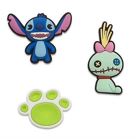 Imanes MXYZ Stitch, set de 3
