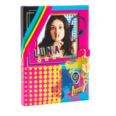 Diario A5 musicale Soy Luna