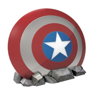 Captain America Shield Bluetooth Speaker