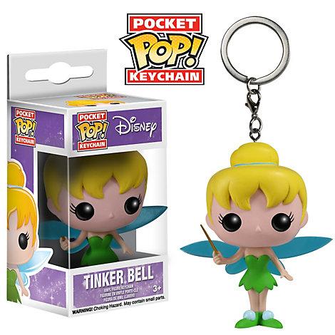 Tinker Bell Pop! Vinyl Key Ring