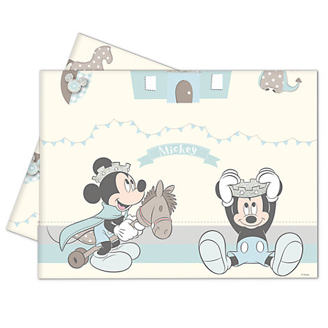 Mickey Mouse Prince Table Cover