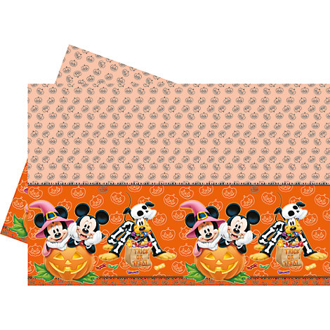 Mantel Minnie y Mickey Mouse Halloween
