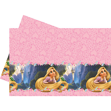 Rapunzel Table Cover