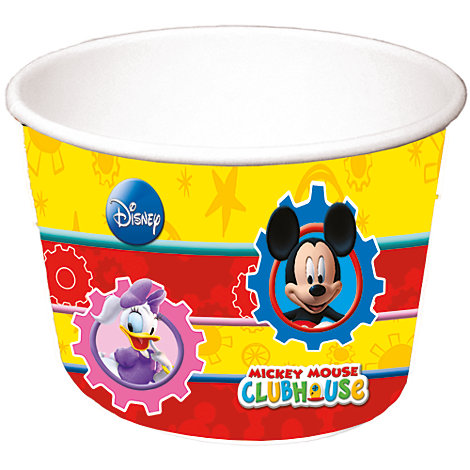 Mickey Mouse 8x Treat Tubs Pack