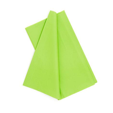 Mantel fiesta color verde
